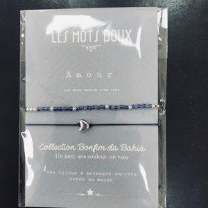 La Sélection - Bijoux, bracelet Les Mots Doux